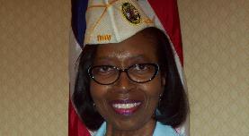 Adjutant: Wanda Daniels